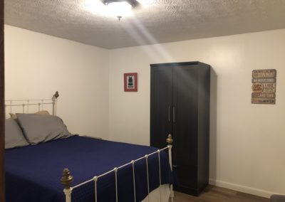 Aruba downstairs bedroom