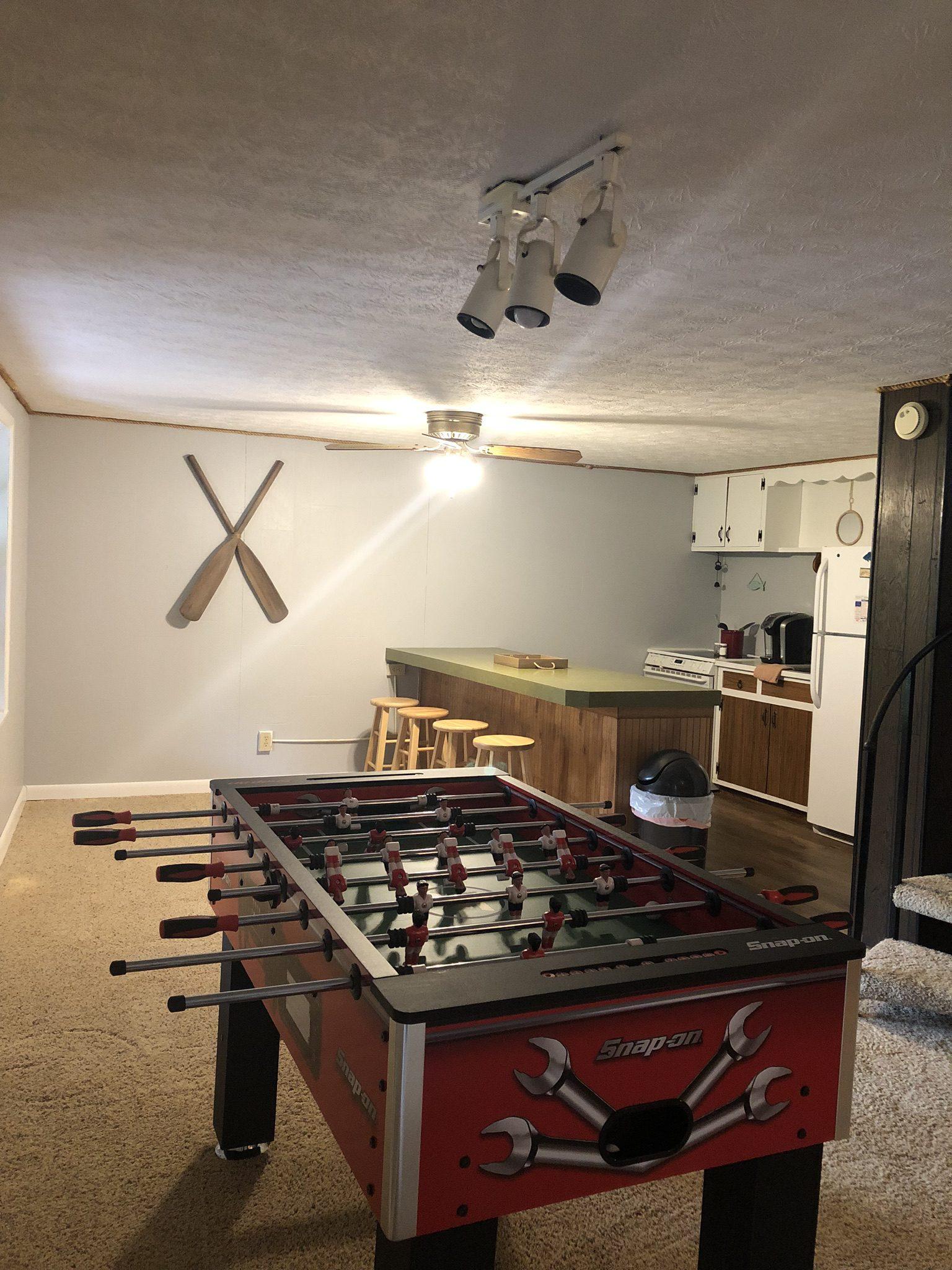 Aruba downstairs kitchen